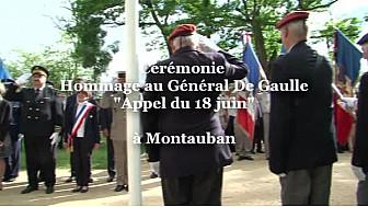 Appel du 18 Juin à Montauban: interview de Pierre BESNARD Préfet du Tarn-et-Garonne #TvLocale_fr