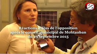 Montauban : le conseil municipal vote la protection fonctionnelle et donc la prise en charge de ses frais de justice par la ville à Brigitte Barèges