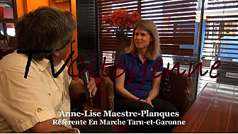 En Marche Tarn-et-Garonne: Droit de Réponse de Anne-Lise Maestre-Planques Référents EM82