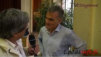 Réunion Publique de Thierry DEVILLE candidat LR sur la 1ère circonscription du Tarn-et-Garonne à la maison du Peuple de Montauban