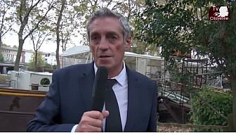 Philippe SAUREL  tête de liste régionale Citoyens du Midi a présenté la liste Haute-Garonne @saurel2014 @citoyenduMidi #TvLocale_fr