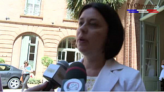 La Ministre Sylvia PINEL a signé les Contrats de Villes de Montauban et Moissac en Tarn-et-Garonne