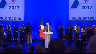 'Je suis un patriote' | Discours de François Fillon à Poitiers