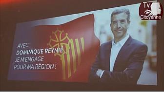 Dominique Reynié candidat LR aux Elections Régionales 2015 Midi-Pyrénées/Languedoc présente son programme @DominiqueReynie #TvLocale_fr