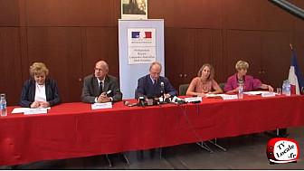 #Reformeterritoriale : Le partage des administrations entre Toulouse et Montpellier