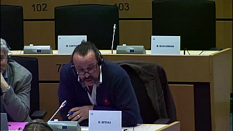 Benoît Biteau eurodéputé , intervention FAO