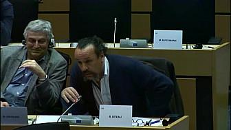 Benoît Biteau eurodéputé et le Mercosur