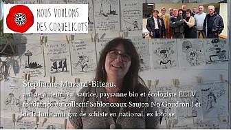 Stéphanie Muzard soutient la liste 'Ensemble' de Jean-Claude Durand (12)