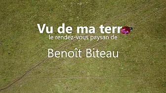 'Vu de ma terre' émission n°1 la PAC, entretien avec Benoît Biteau @BenoitBiteau