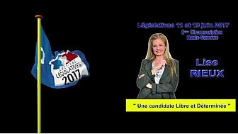 Lise Rieux  Colomiers #legislatives #circo3106 #legislatives2017 #tvcitoyenne