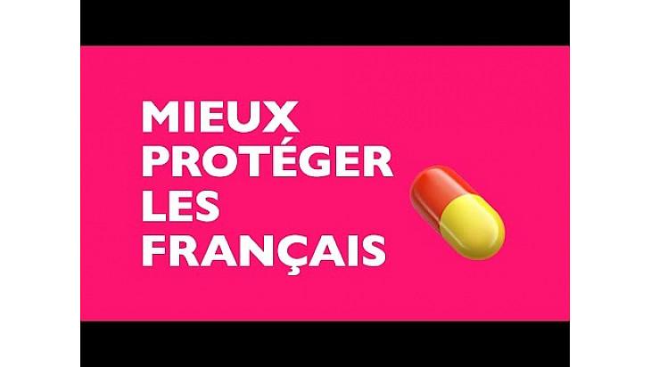 Je généraliserai la vente du médicament à l'unité | Emmanuel Macron