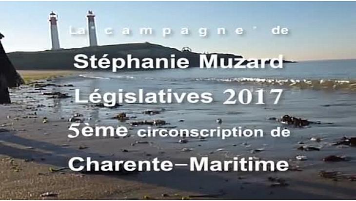 Communiqué de presse lancement du film 'La campagne de Stéphanie Muzard' législatives 2017