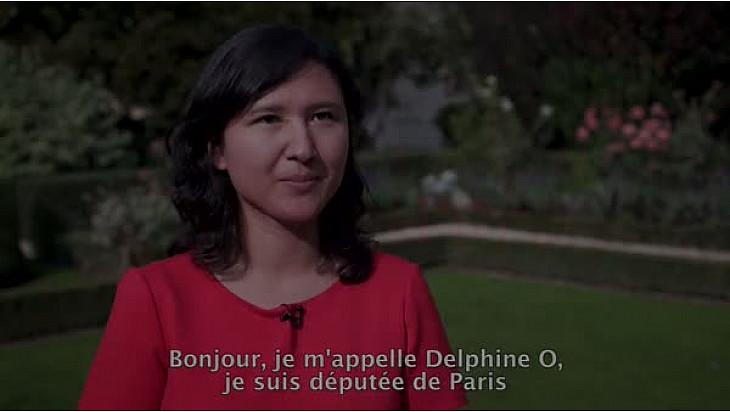 Rencontre avec Delphine O Député En Marche sur la 16ème circonscription de Paris. @odelphine @Localinfo_fr