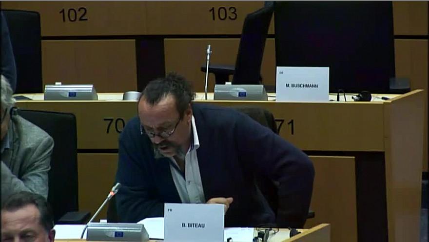 Benoît Biteau eurodéputé et le Mercosur importations
