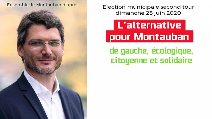 Municipales 2020 : Arnaud Hilion, ensemble bâtissons le Montauban d'après