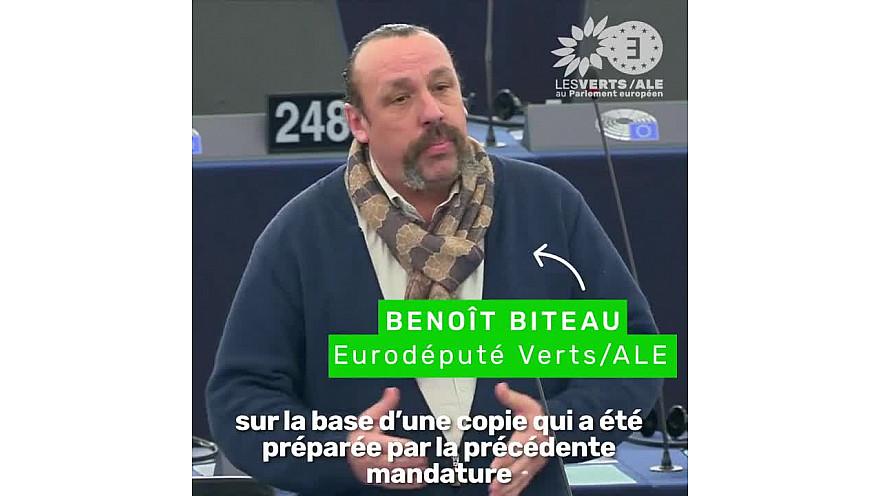 Engageons la Politique Agricole Commune et notre Stratégie alimentaire dans une spirale vertueuse @BenoitBiteau #PAC2020 @euroecolos