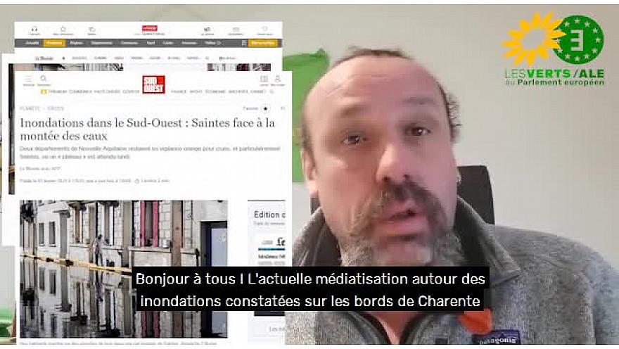 Décryptage de @BenoitBiteau - Les inondations signifient-elles que les bassines agricoles sont une bonne idée ? Non ! Stop aux fausses bonnes idées!