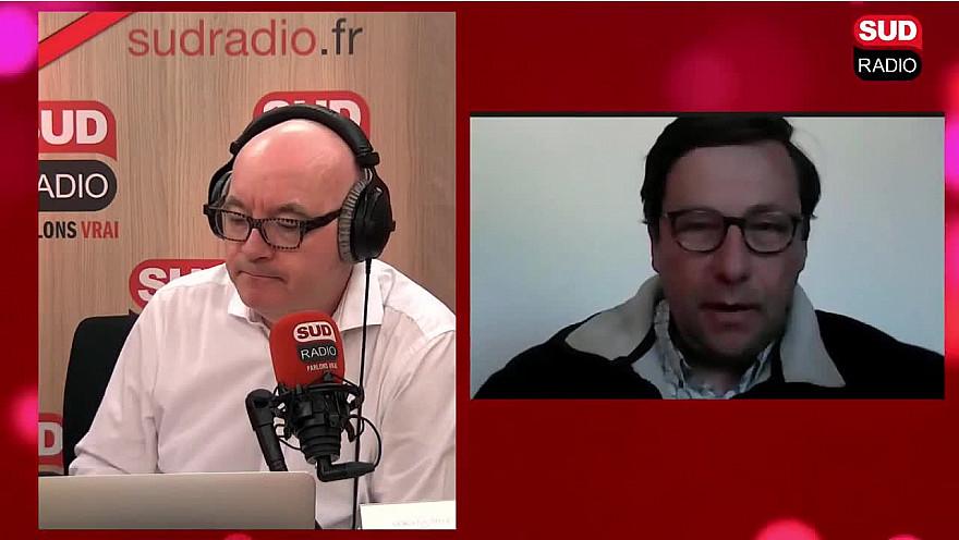 Régionales Nouvelle Aquitaine 2021 : Yves d'Amécourt sur Sud radio le 2 mai 2021  pour LMR et Résistons! @yvesdamecourt @EddiePuyjalon @LeMouvRural33 @jeanlassalle