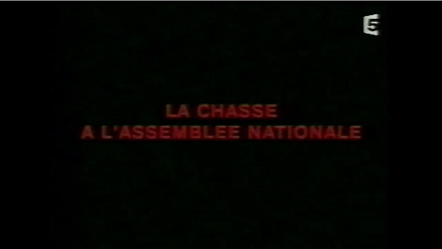 Les coulisses de la loi chasse 2000 sur France 5