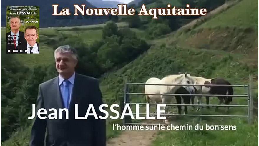 La liste Le Mouvement de la Ruralité, résistons avec Jean Lassalle reçoit un accueil chaleureux sur tous les territoires, en ville où à la campagne la sympathie et les selfies sont de rigueur